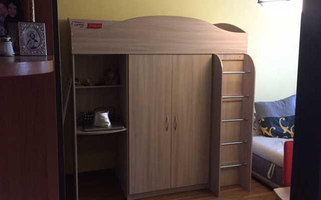 Предложение: Сборка детской кроватки.Шведская стенка.