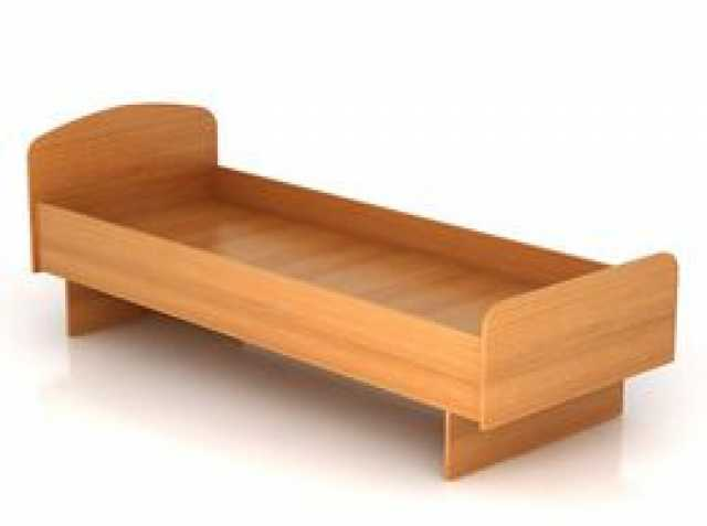 Продам Кровать ЛДСП с ламелями,кровати дп