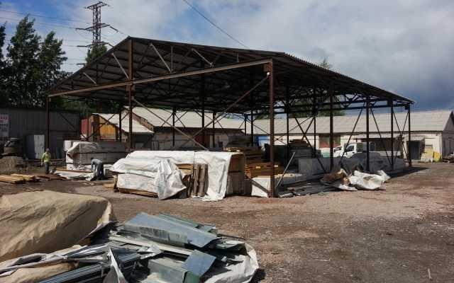 Продам Строительство зернохранилищ