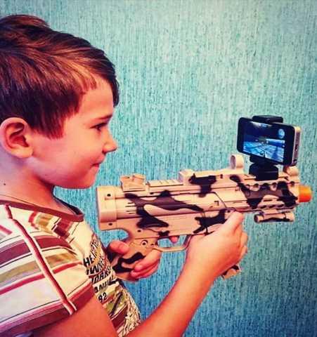 Продам  AR Game GUN автомат дополненной