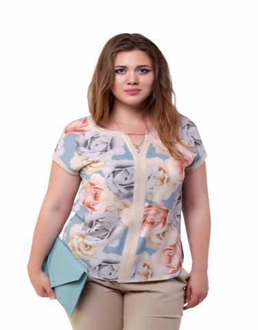 Предложение: Женская одежда больших размеров оптом