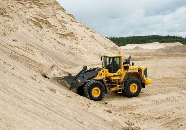 Продам Песок и все для стройки