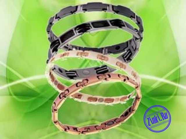 Продам Купить :Титановые магнитные браслеты