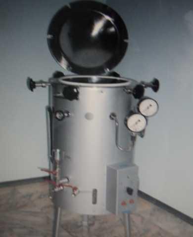 Продам Стерилизатор паровой ВКУ-50 (Автоклав)
