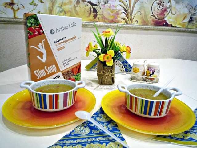 Продам Крем-суп с чечечевицей
