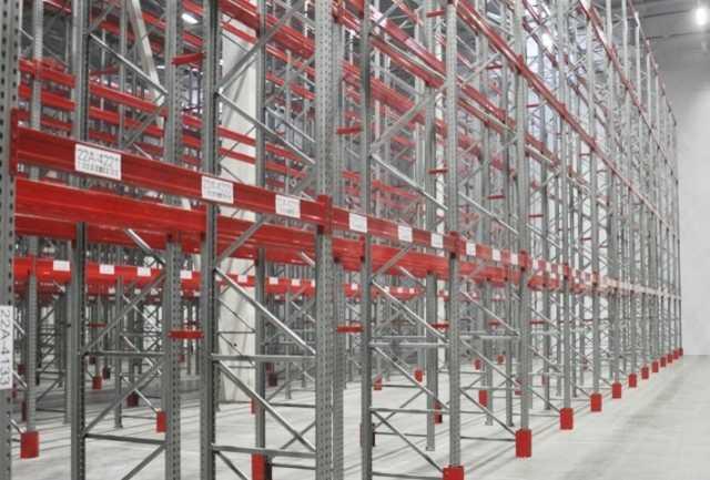 Продам: Металлические складские конструкции