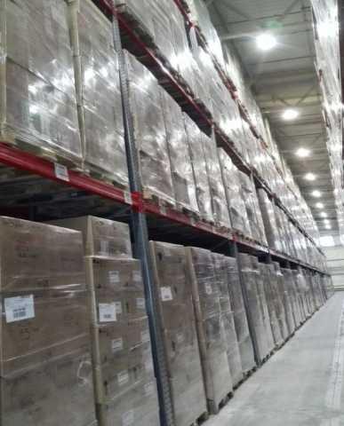 Продам: Стеллажи складские металлические