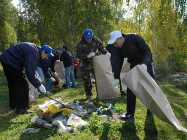 Предложение: Уборка территорий, вывоз мусора