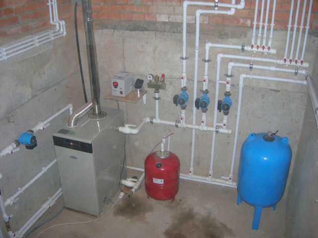 Предложение: Монтаж систем отопления, водоснабжения,