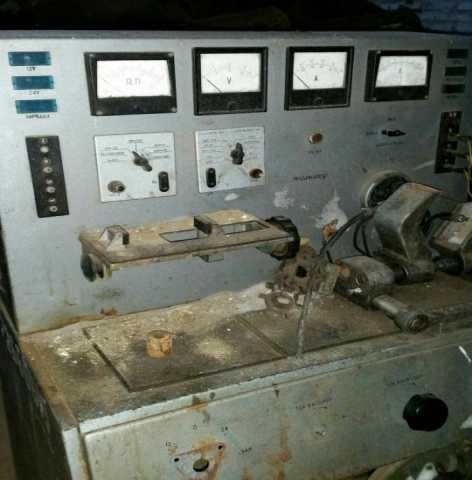 Продам Стенд для ремонта генераторов и стартера