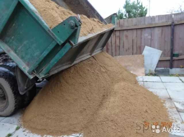 Продам Отсев песка