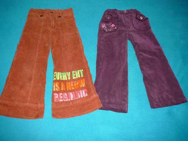 Продам Брюки на флисе, джинсы