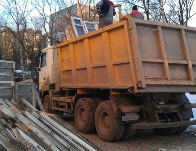 Предложение: Камаз вывоз мусора и хлама