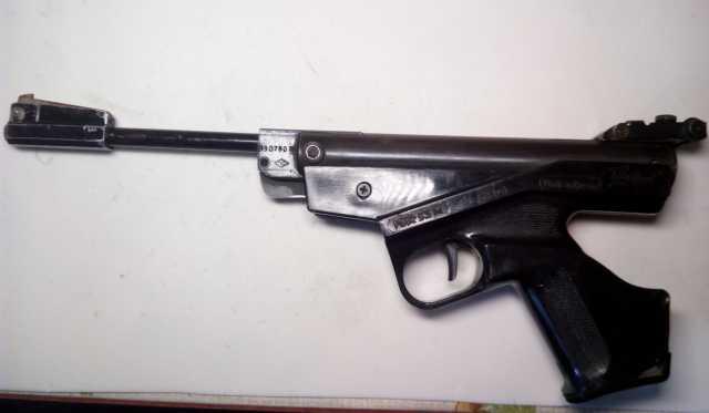 Продам Пневматический пистолет ИЖ-53М