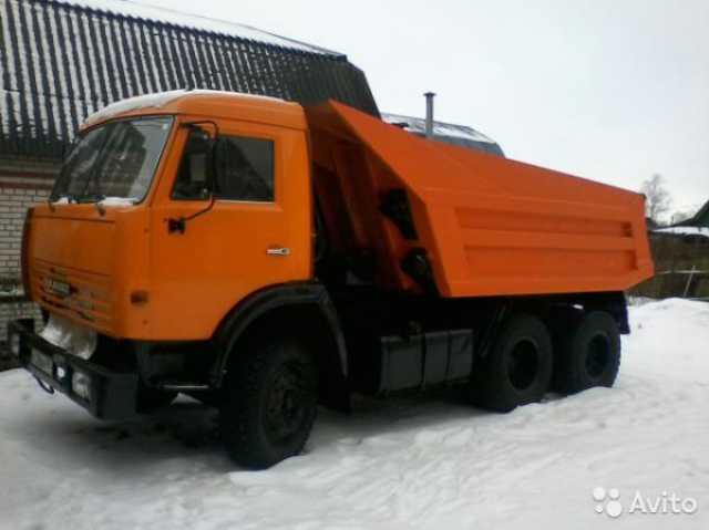 Предложение: Вынос, погрузка и вывоз мусора Камаз