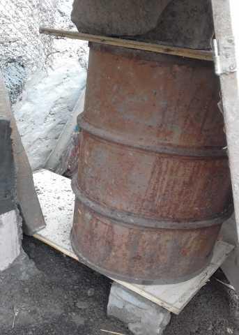 Продам Бочка железная на 200 литров