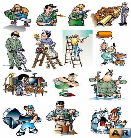 Вакансия: Разнорабочие, грузчики, такелажники. РФ