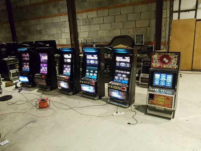 Продам  Игровые автоматы комплект 7 штук