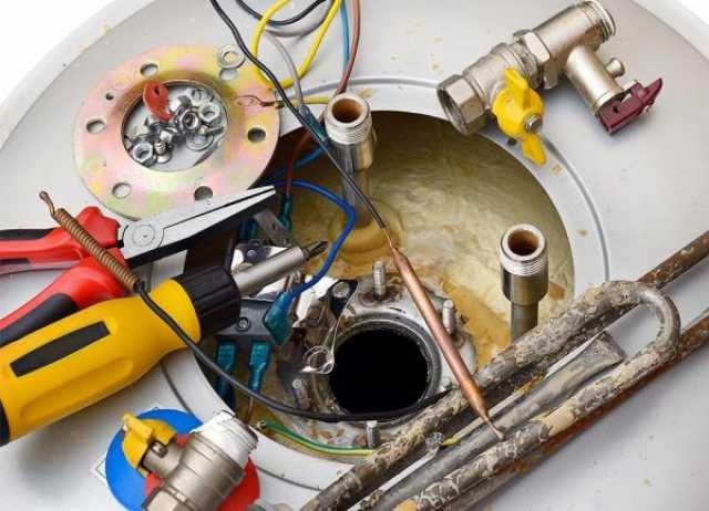 Предложение: Ремонт накопительных и проточных водонаг