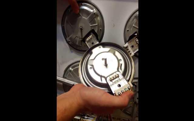 Предложение: Ремонт электроплит, ремонт духовых шкафо