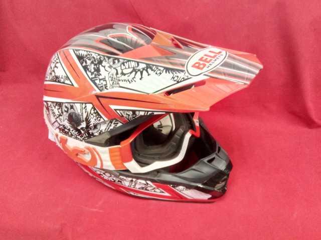 Продам Кроссовый мото шлем Вell sx-1