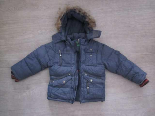 Продам Куртка зимняя на мальчика