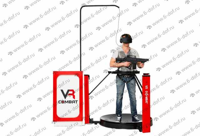 Продам: Аттракцион VR-Combat c  Oculus Rift