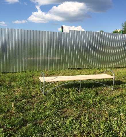 Продам: Лавки и стол дачные