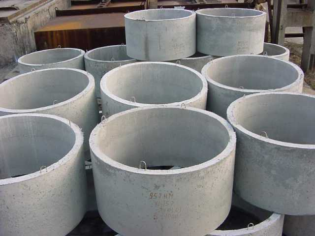 Продам: Жби кольца от производителя