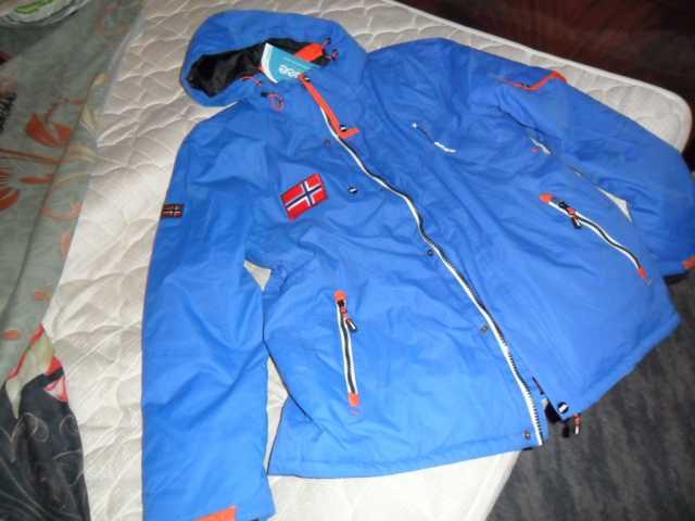 Продам куртка 50р новая зимняя