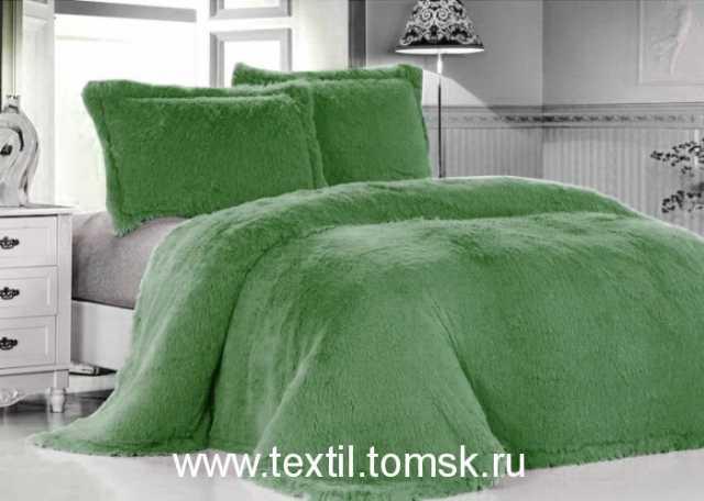 Продам Коллекция меховых покрывало на кровать