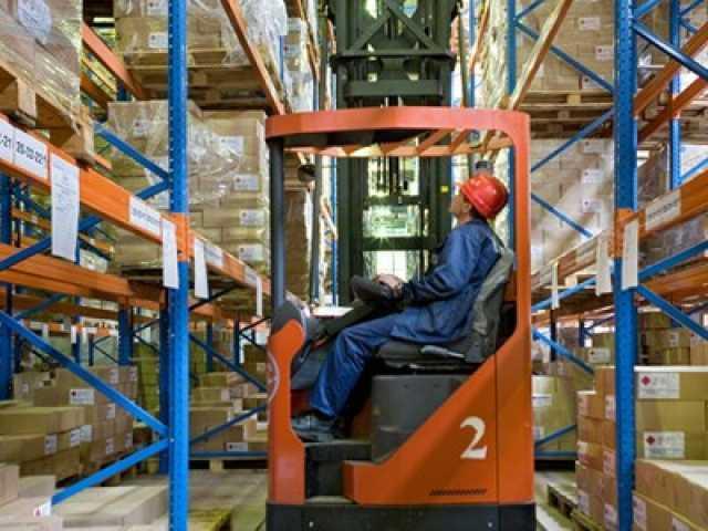 Предложение: Паллетное хранение на складе в Самаре.