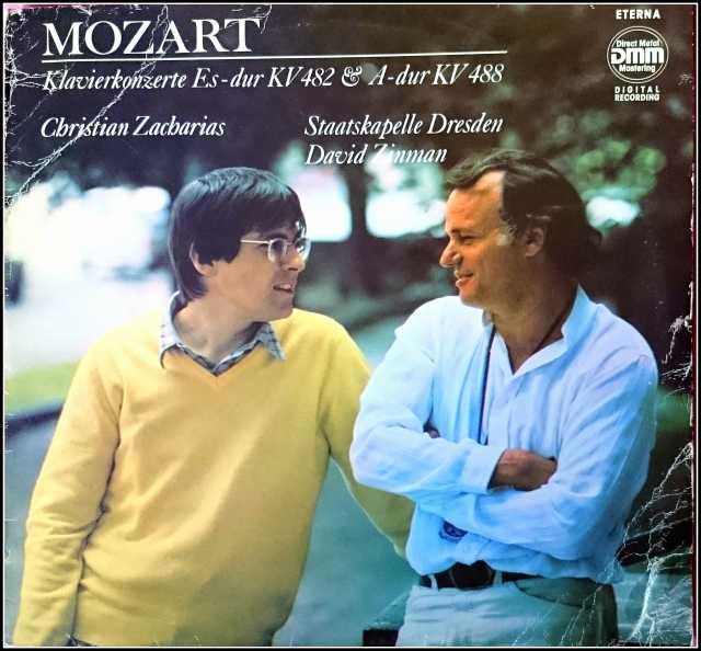 Продам  Моцарт Mozart Klavier-Konzert N 22 N 23