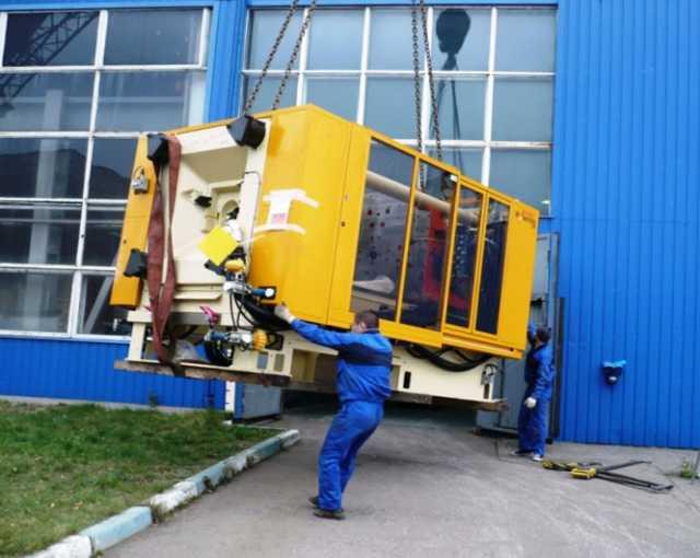 Предложение: Перевозка торгового оборудования