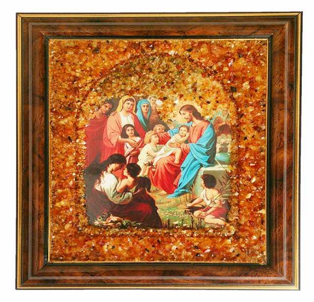 Продам: Освященная икона Благословение детей