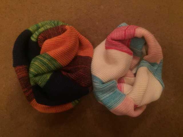 Продам новые шарфы.