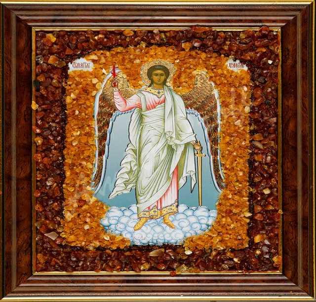 Продам: Освященная икона Ангел хранитель