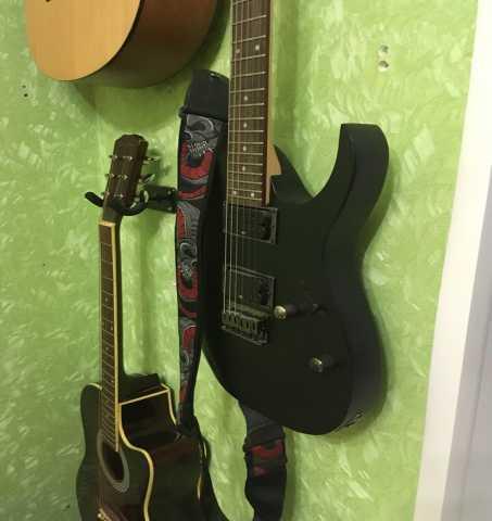 Продам  Гитара IBANEZ RG421-WK + чехол