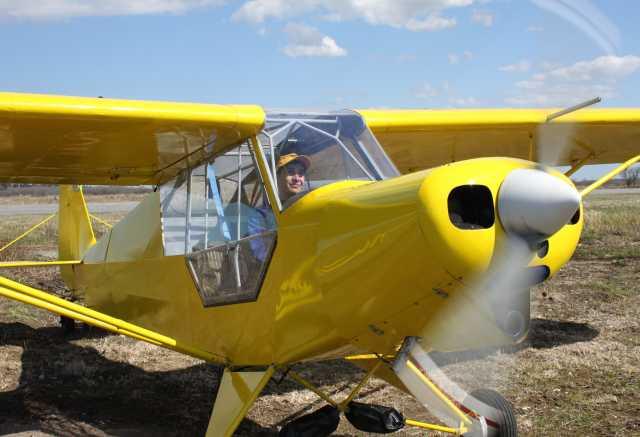 Продам Кит-набор самолета Piper Super Cub