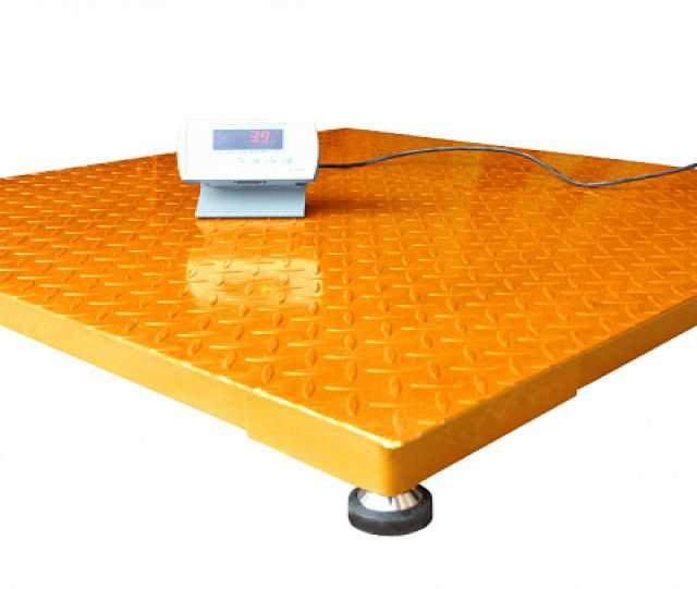 Продам весы складские платформенные