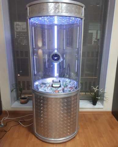 Продам: Автомат с летающими деньгами BitStorm