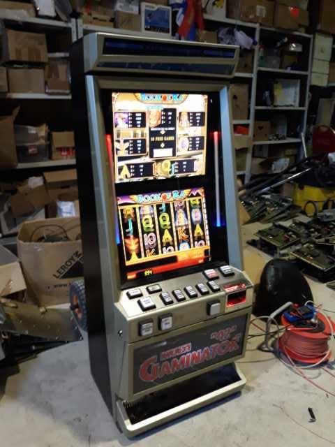 Продам Игровой автомат Гаминатор Новоматик 623