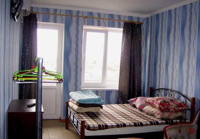 Предложение: мини-отель на самом берегу моря