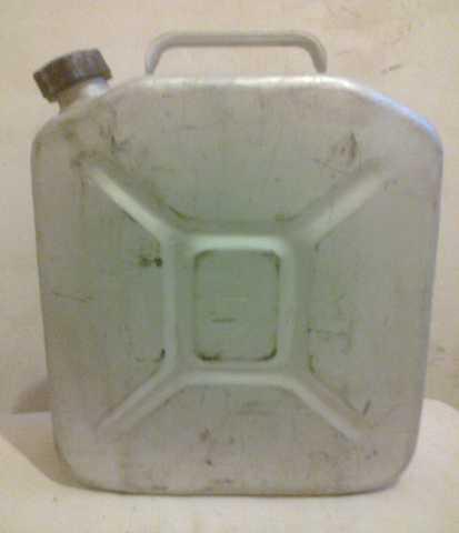 Продам Канистры из алюминия