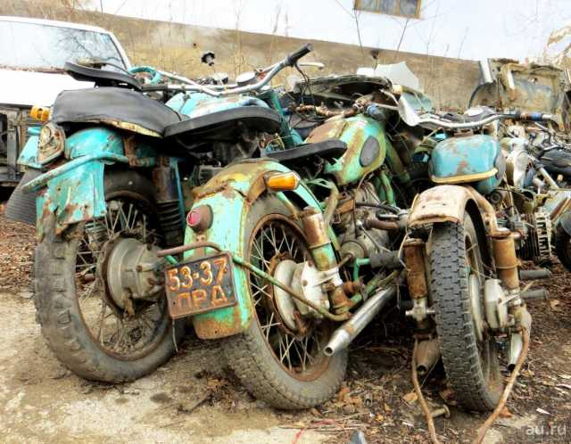 Куплю: Любой мотоцикл СССР