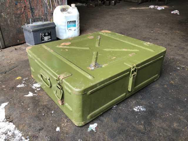 Продам ящик военный