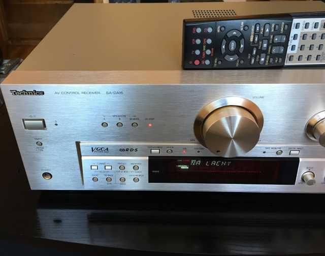 Продам AV-ресивер Technics 5.1канальный