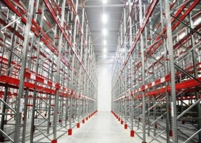 Продам Металлические складские стеллажи