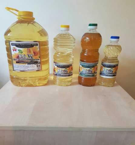 Продам Подсолнечное масло с завода