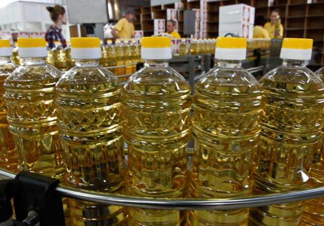 Продам Подсолнечное масло оптом (раф. не раф.)